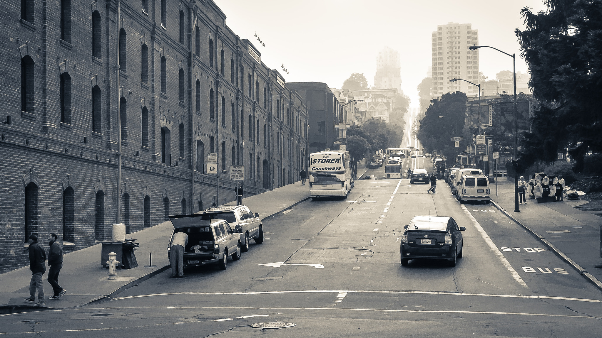 Photograph SF Way 1 by Jan Weiss on 500px