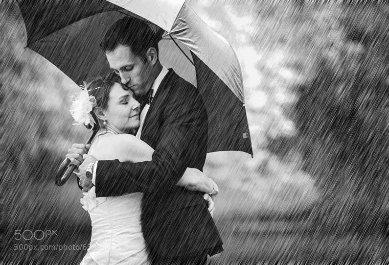 Photograph In the rain by Cathy Martineau on 500px