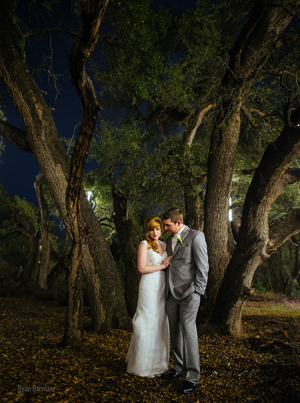One from Taylor and Grant's rainy but beautiful, crazy wedding. Southern wedding portrait at EV -1.4 (geek speak for ludicrously dark).