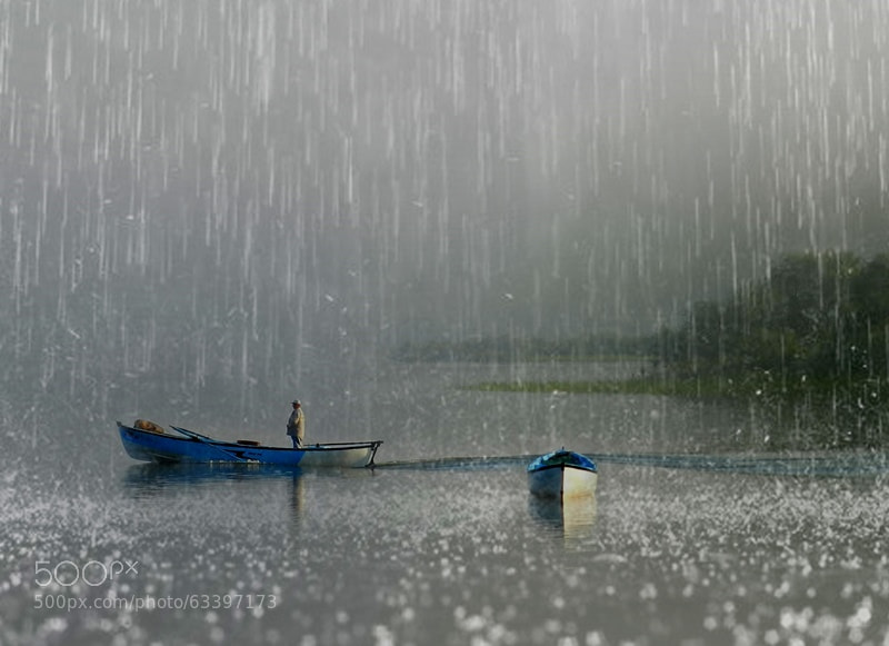 Photograph Under The Rain by Mustafa ILHAN on 500px