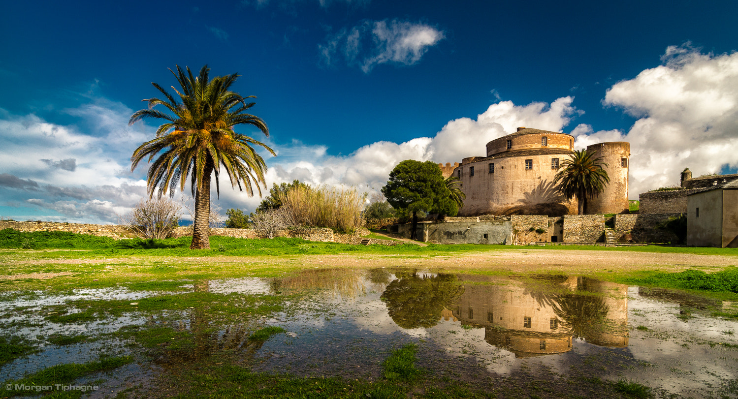 Photograph Sun on the Citadel by Morgan Tiphagne on 500px