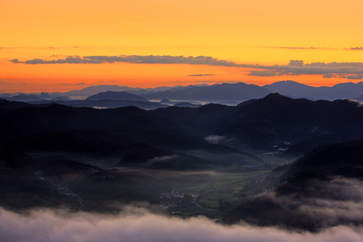 Photograph Good morning Mt.MAI by Sun Byoung Park on 500px