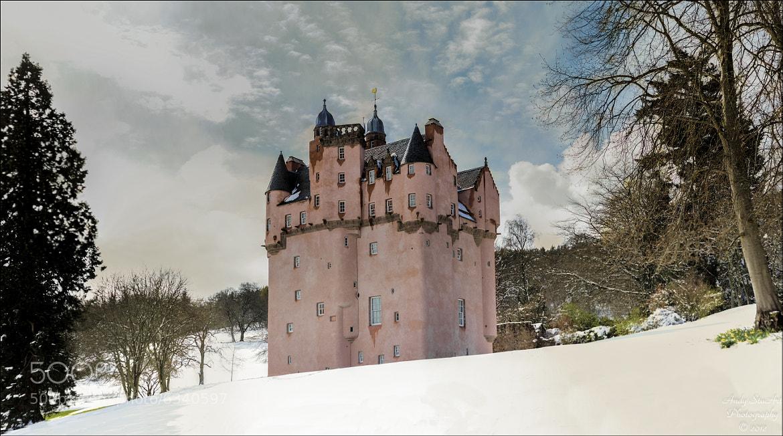 Photograph Craigievar Castle by Andy Stuart on 500px