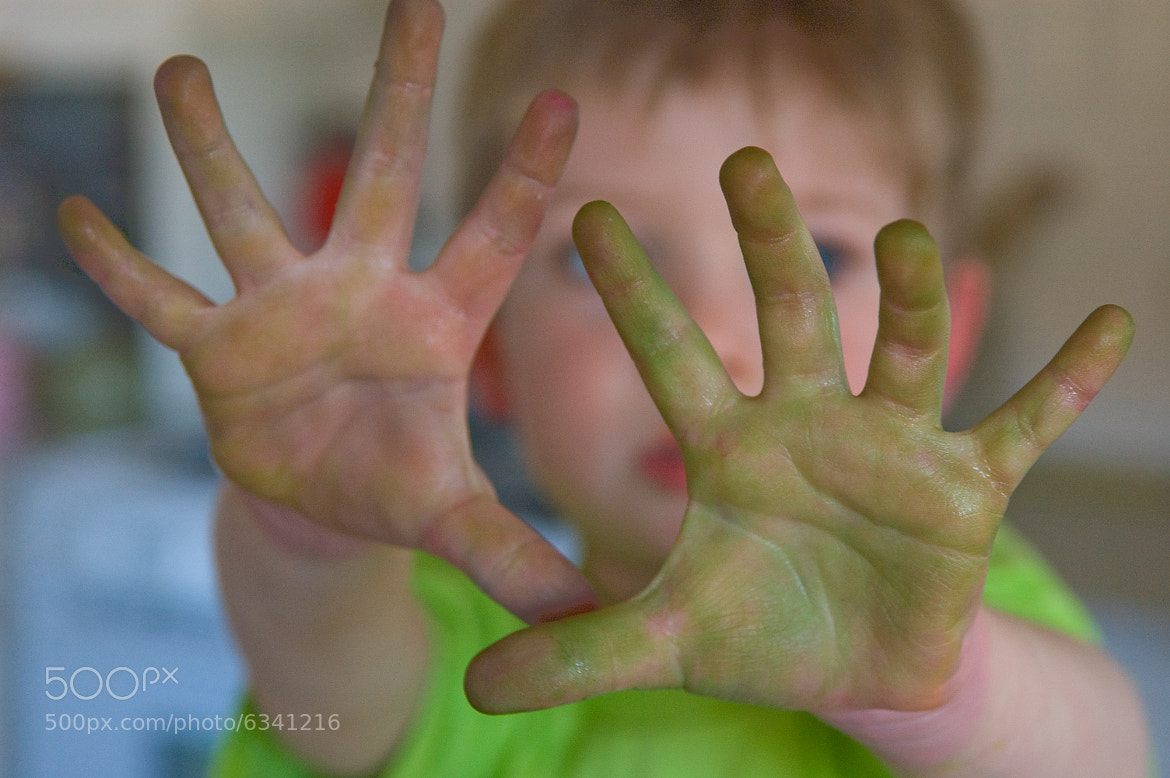 Photograph Easter Hands by Andrew Storms on 500px