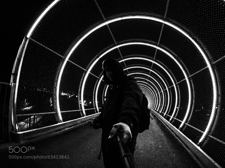 Photograph #Selfie by Martin Hansen on 500px