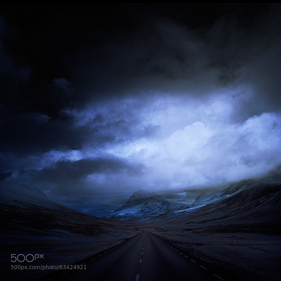 Photograph ? Darkness falls by Andy Lee on 500px