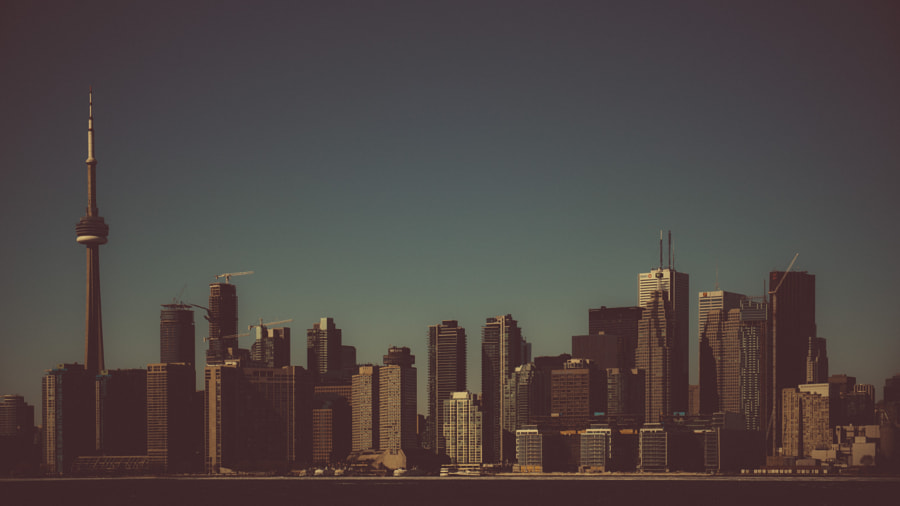 Toronto: City of Cranes