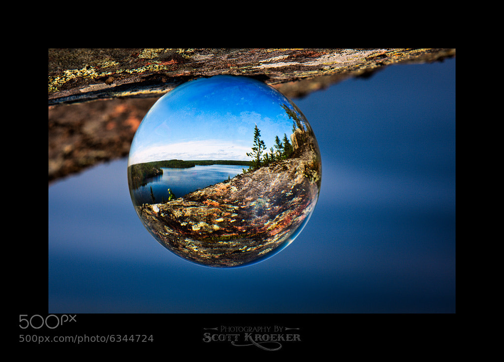 Photograph Upside Down World by Scott Kroeker on 500px