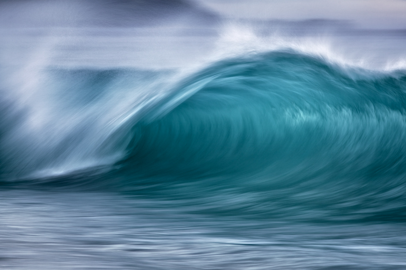 Photograph Violent Blue by shauntokunaga on 500px