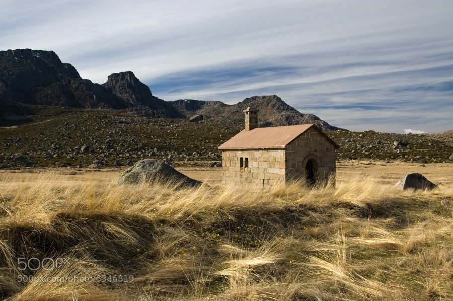 Photograph Old House by José Rocha on 500px