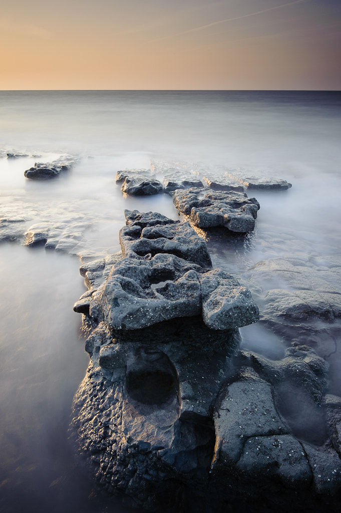 Photograph Golden Rocks by Hillview  Photography on 500px