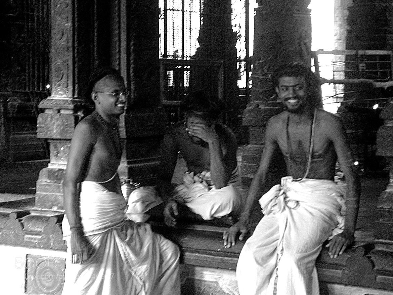 Photograph Young Brahmin boys.... by Padmakar Kappagantula on 500px