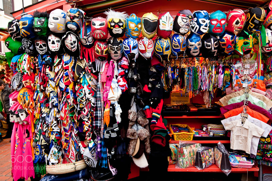 Photograph Masks by Carlos Aledo on 500px