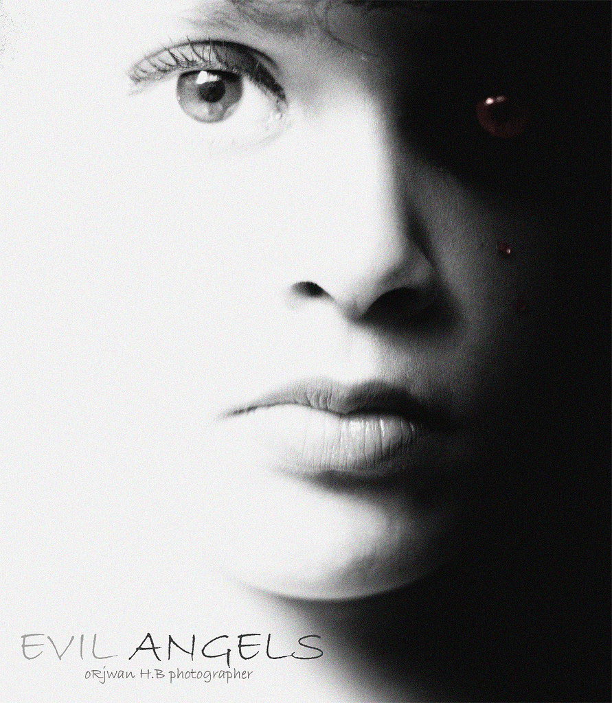 Photograph Evil Angels by Orjwana Almohammdi on 500px