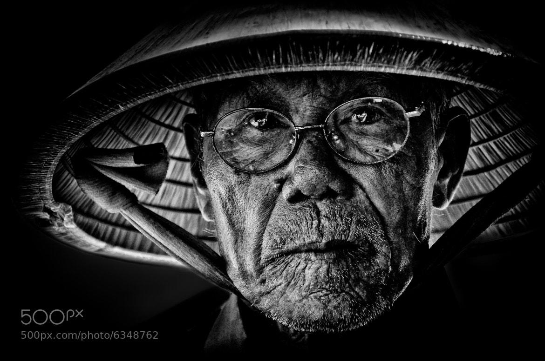 Photograph Regard du mekong by Patrick Guillon on 500px