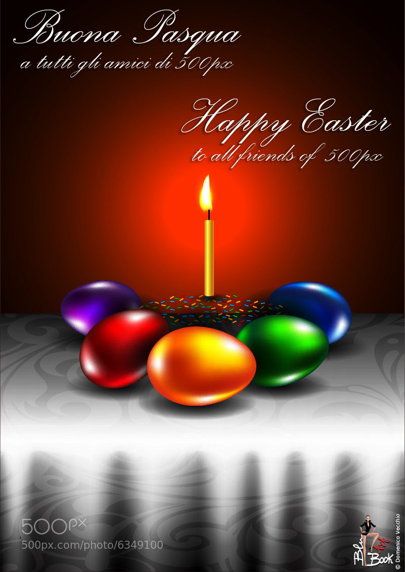 Photograph Buona Pasqua - Happy Easter by Domenico Vecchio S. on 500px