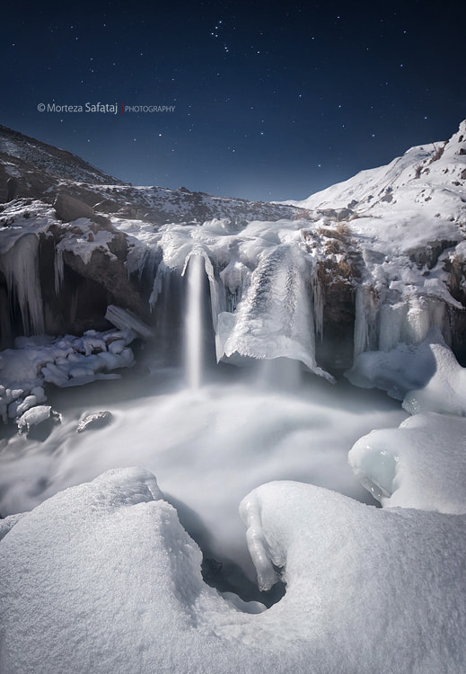 Frozen Night by Morteza Safataj on 500px.com