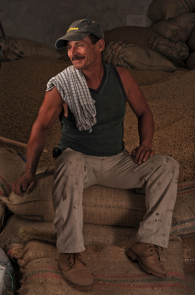 Photograph coffee farmer selling his coffee by michael thompson on 500px