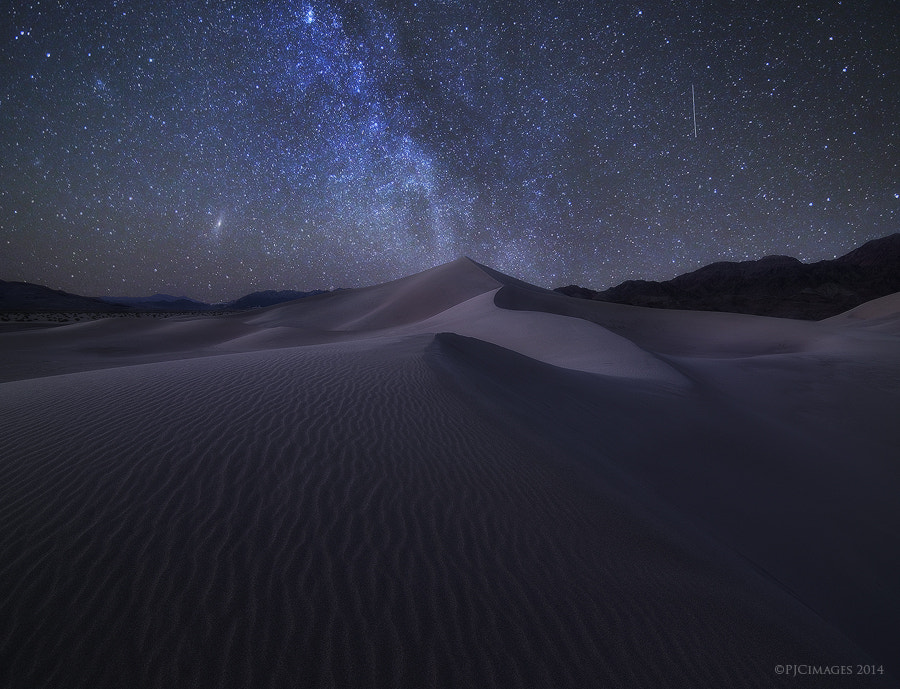 Sandbox Under the Stars by Peter Coskun Nature Photography on 500px.com