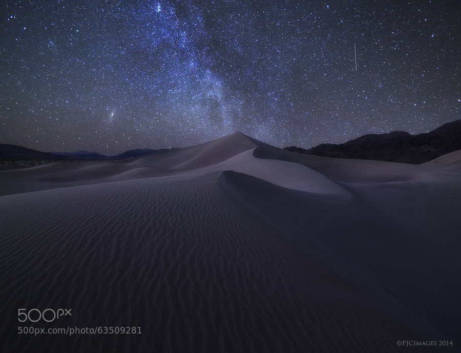 Photograph Sandbox Under the Stars by Peter Coskun on 500px