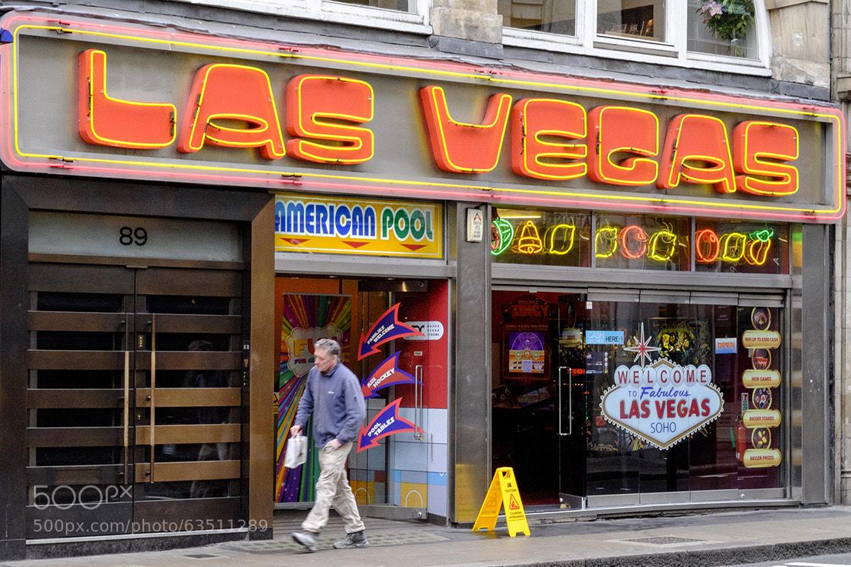 Photograph Las Vegas, Soho by Guy Swarbrick on 500px