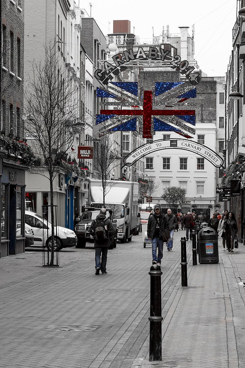 Photograph Carnaby Street too by Guy Swarbrick on 500px