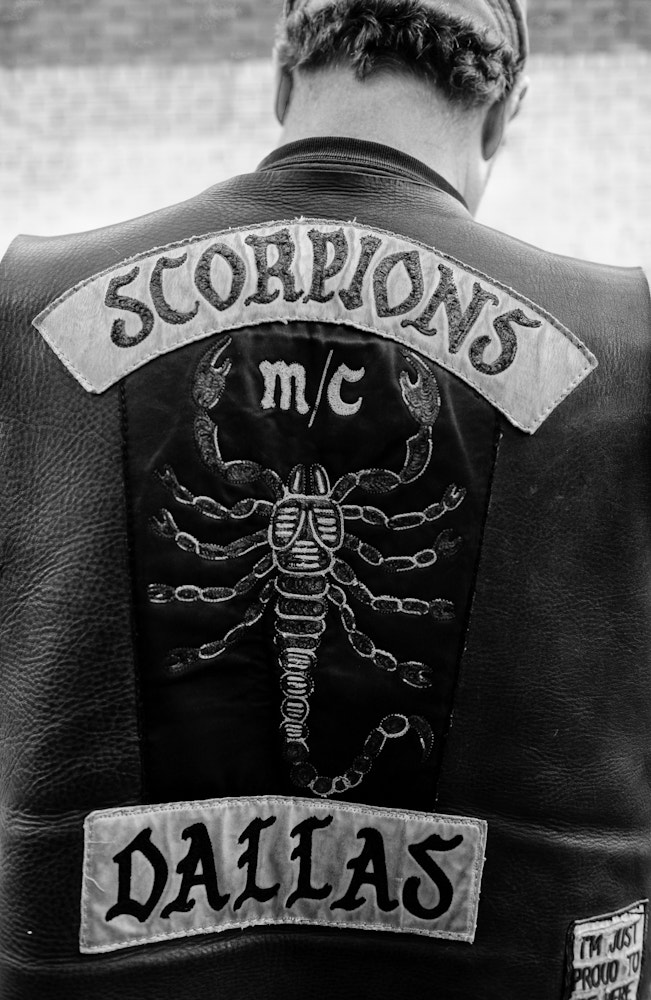 Photograph Dallas Scorpions by michael thompson on 500px