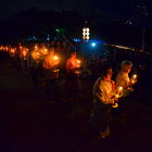 ������, ������: Candle procession 3