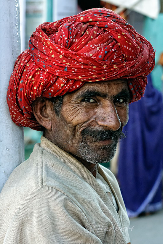Photograph I am a Rajasthani 2 by Herbert Wong on 500px