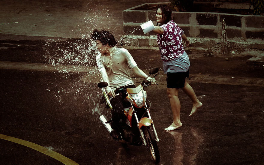 Photograph Songkran 02 by Xung Boon on 500px