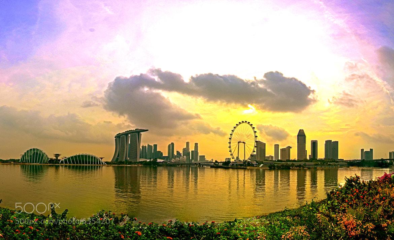 Photograph The City of Singapore by RandyTan RnD.de.Portraits on 500px