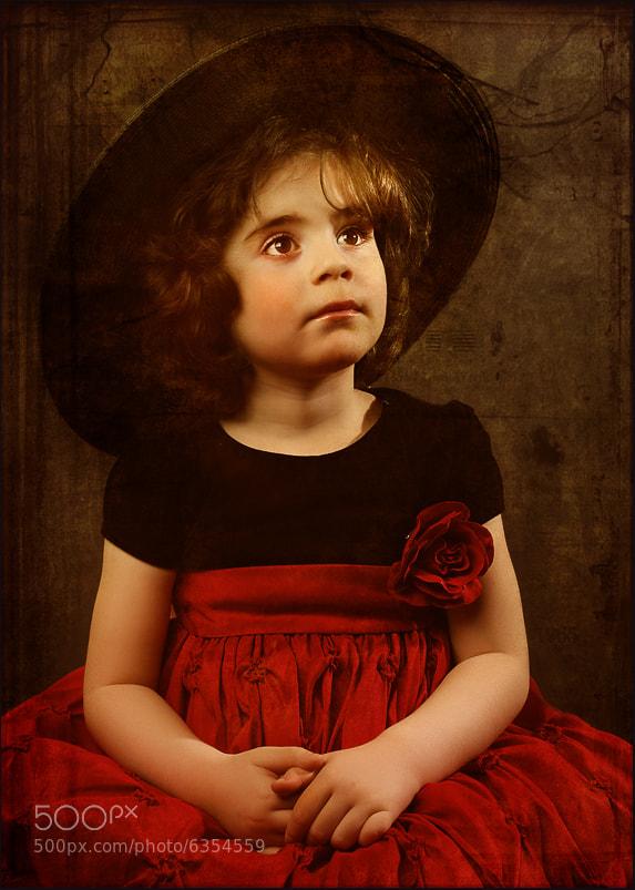 Photograph  Little Mariam by Emma Marashlyan on 500px