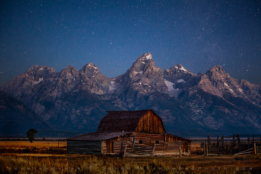 Photograph Silence Takes You by Sean Bagshaw on 500px