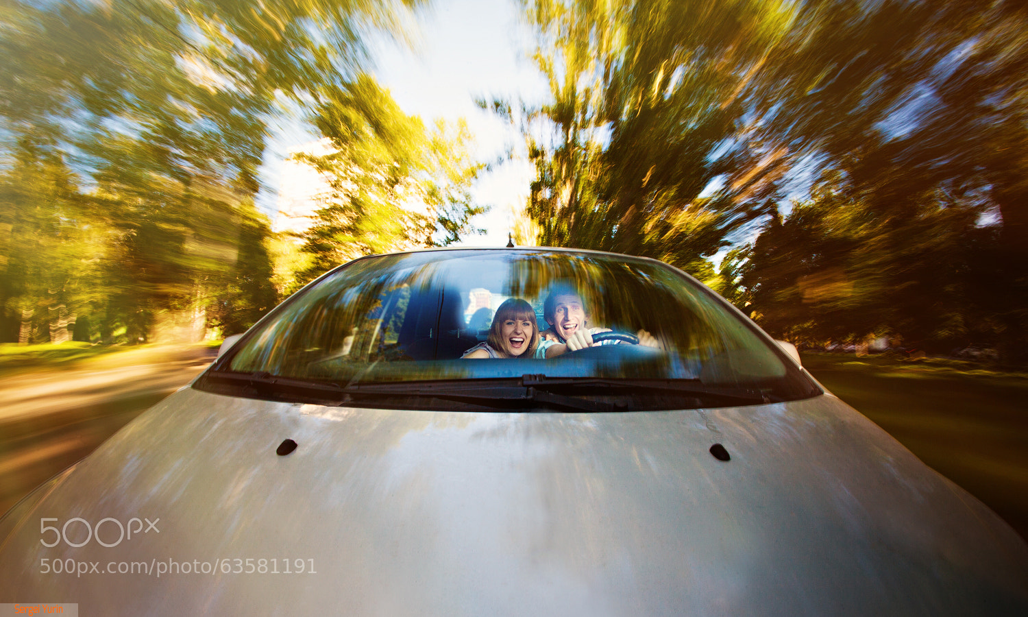Photograph Ride fast :) by Sergei Yurin on 500px