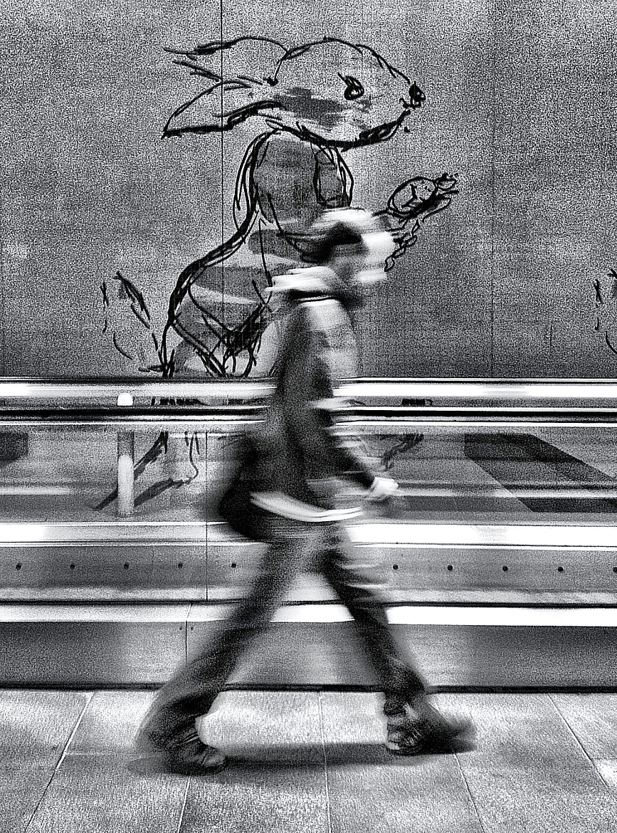 Photograph Alter ego - cropped by Nuno Lopes on 500px