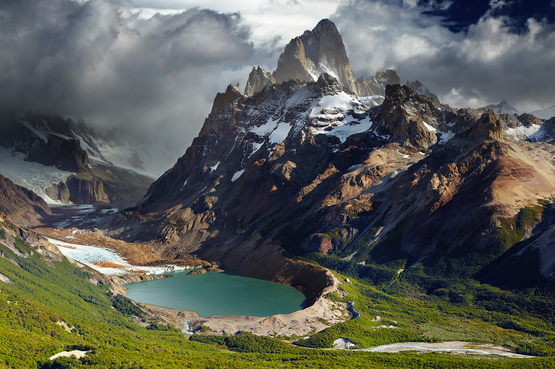 Photograph Mount Fitz Roy by Dmitry Pichugin on 500px