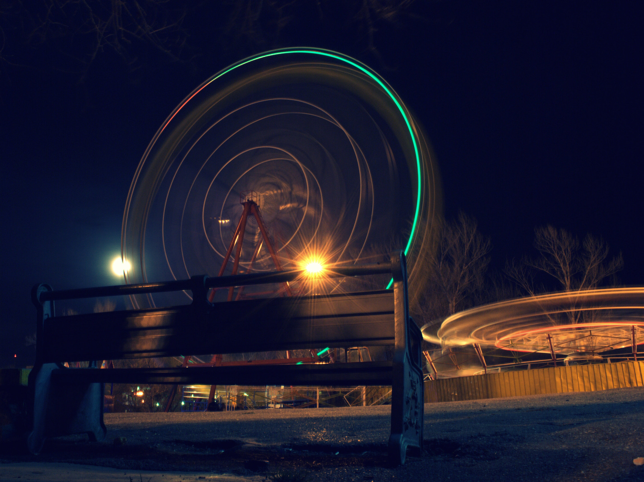 Photograph funland by babak  movasagh on 500px