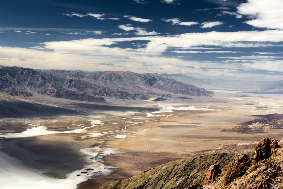 Photograph Dante's View at Death Valley National Park by Lindsay Kaun on 500px
