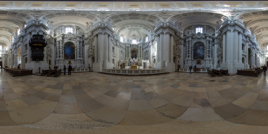 Photograph Theatinerkirche by Martin Wackerzapp on 500px