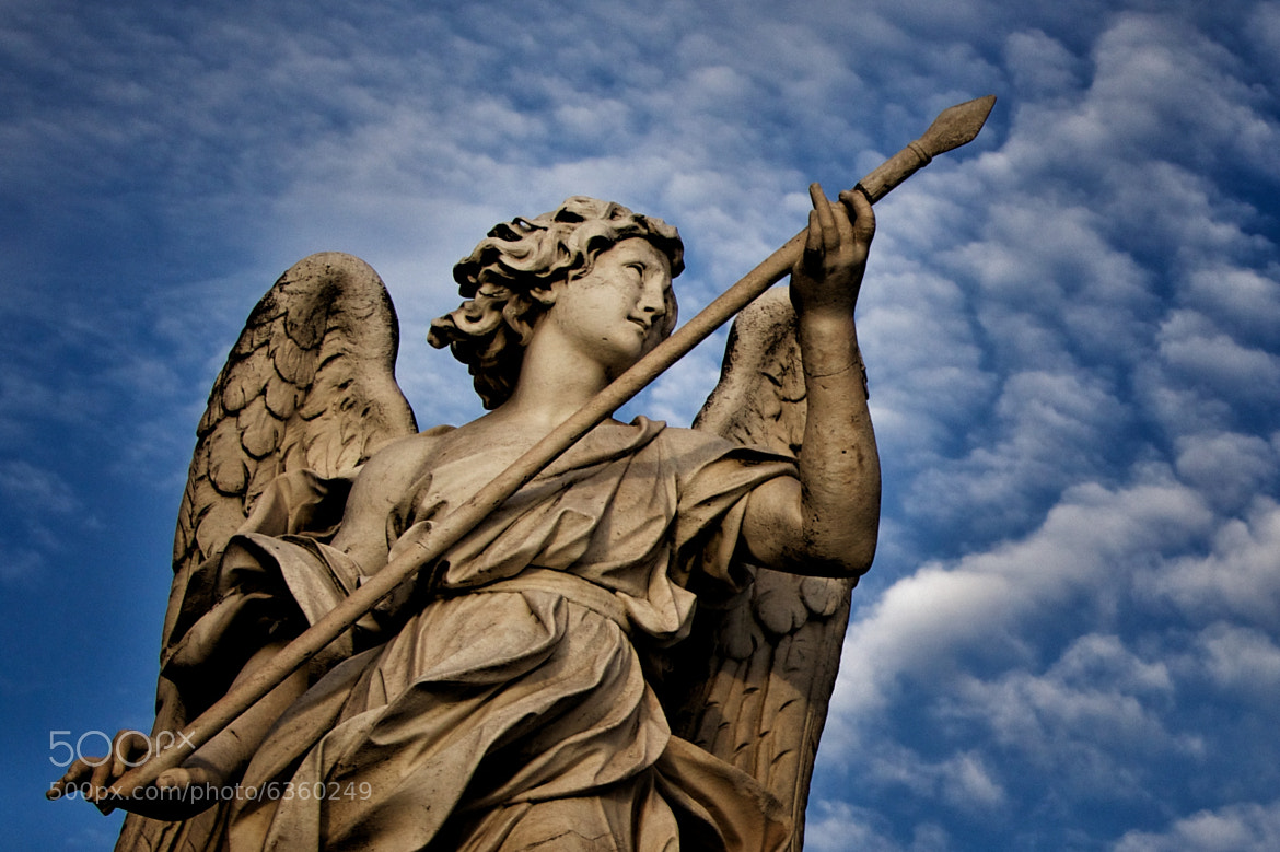 Photograph Angel - Rome by Claudio Cavalensi on 500px