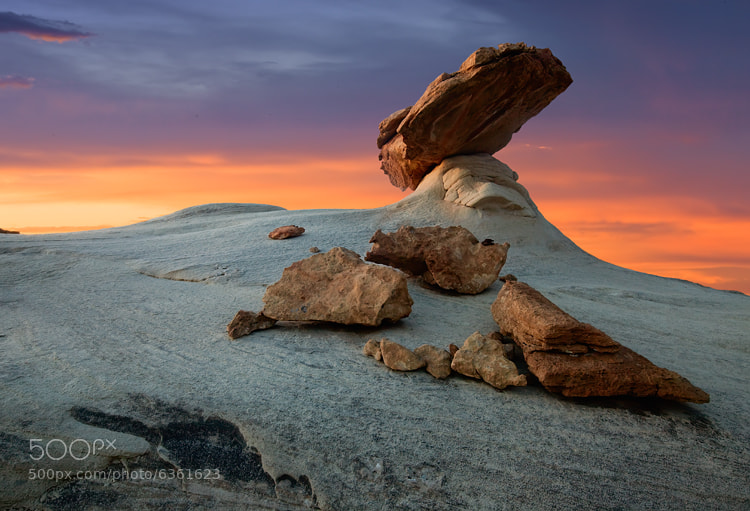 Photograph The Rimrocks by Cecil  Whitt on 500px
