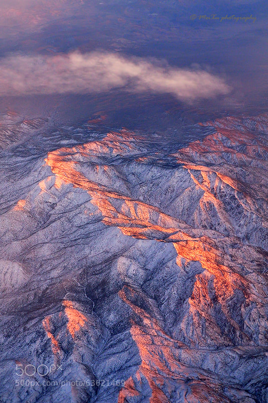 Photograph Mountains on Fire by zhonghua meng on 500px