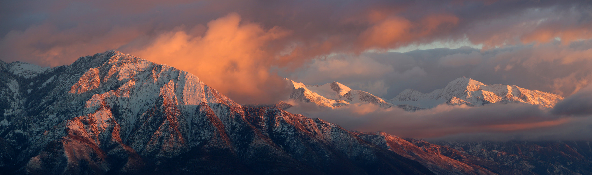 Photograph Mount Olympus Light Show by Christian Madsen on 500px