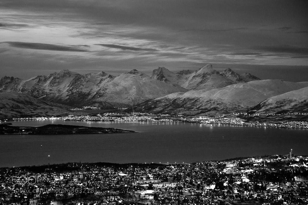 Photograph Winter in Tromsø by Geir A Granviken on 500px