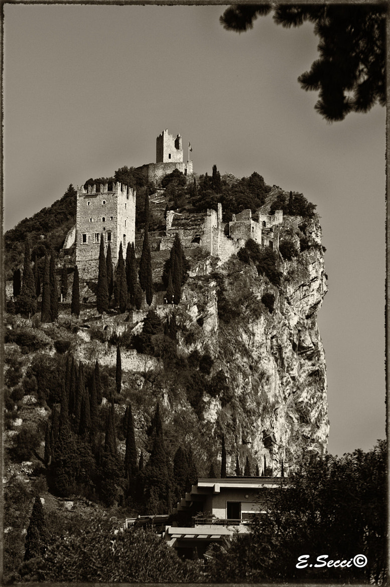 Photograph Castello Arco by Emanuele Secci on 500px