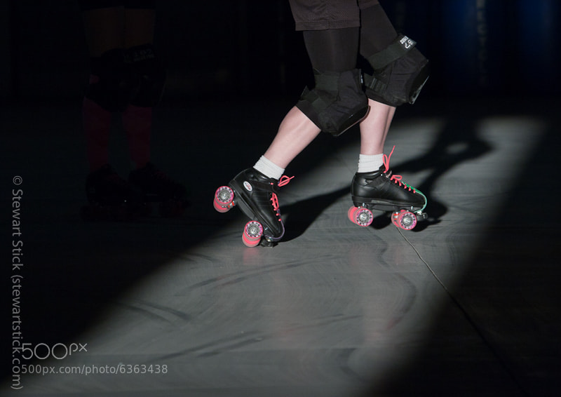 Roller Derby by Stewart Stick (stickshots) on 500px.com