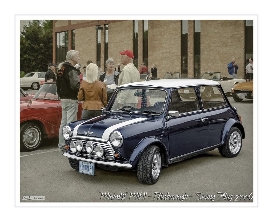 Mini Royal Blue