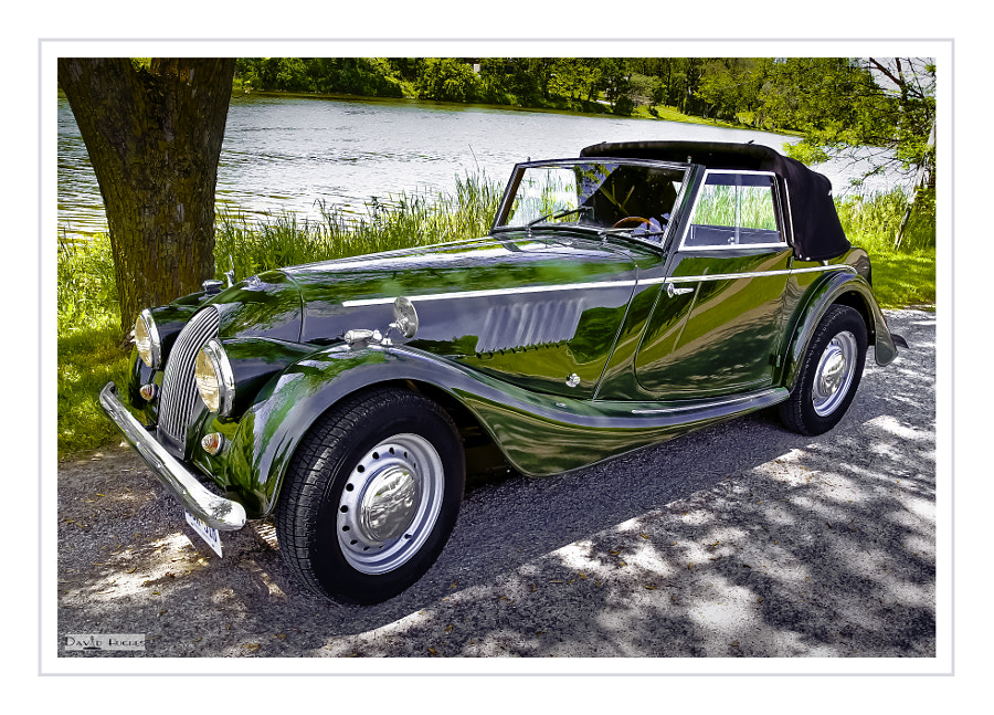 1961 Morgan Plus 4 Drophead Coupé