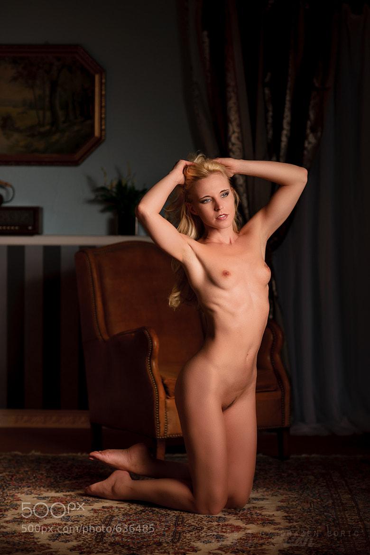 Photograph jeannine by Drazen Boric on 500px