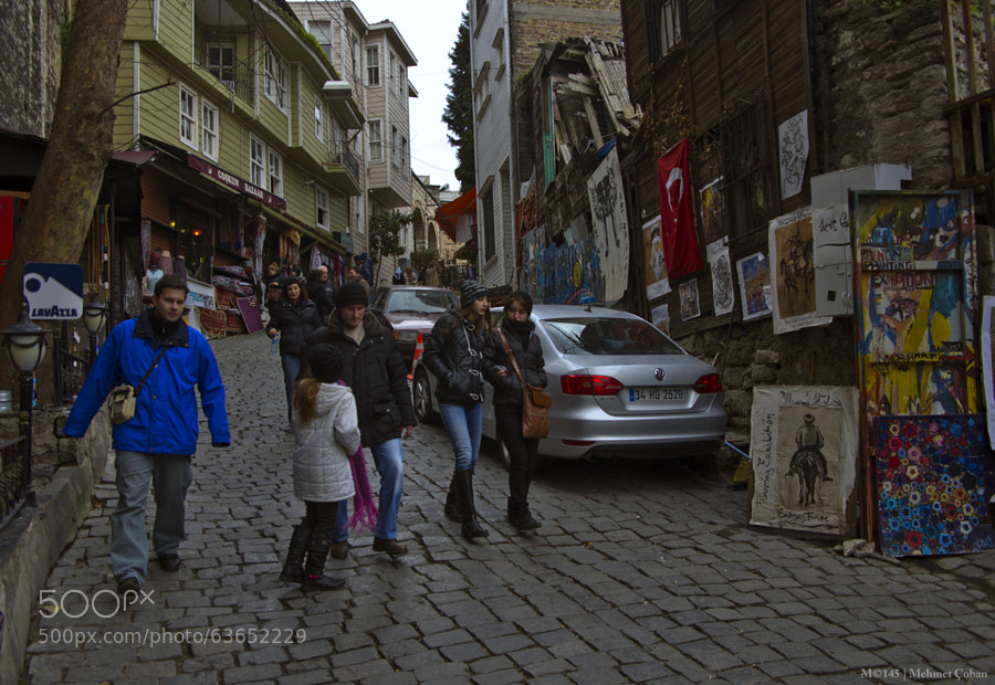 Photograph street by Mehmet Çoban on 500px